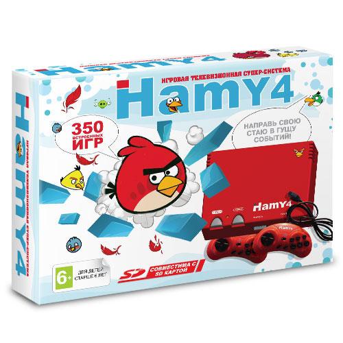 Игровая приставка Hamy4 +350 игр