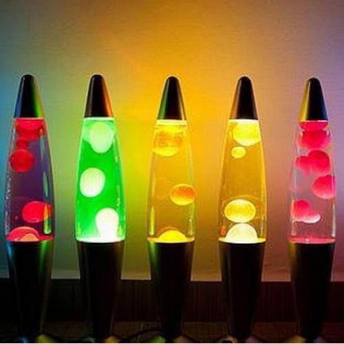 Лава лампа ассортимент