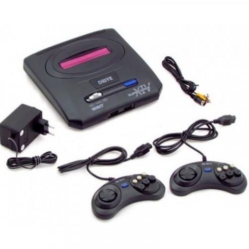 Приставка Сега (Sega) + 130 игр 16 bit